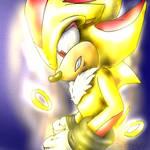 Im Shadow.....Shadow the hedgehog
