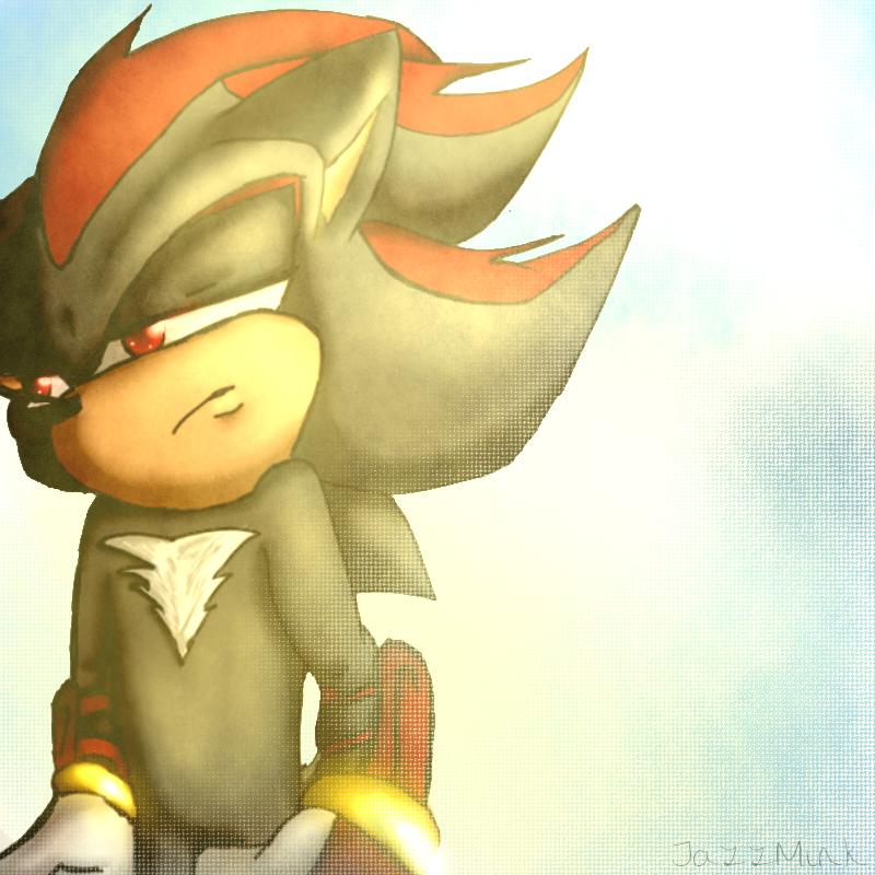 Shadow the hedgehog - Sonic Boom by Jazz-M-Ink on DeviantArt