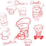 Basic doodles