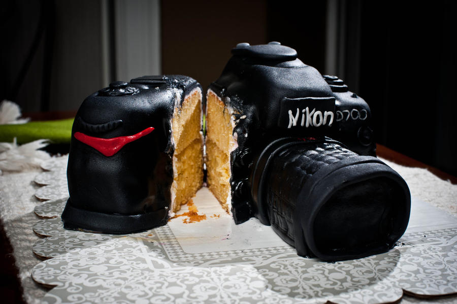 nikon d700 cake 2 by myPIPPO ...