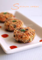 Salmon cakes by foodfortots