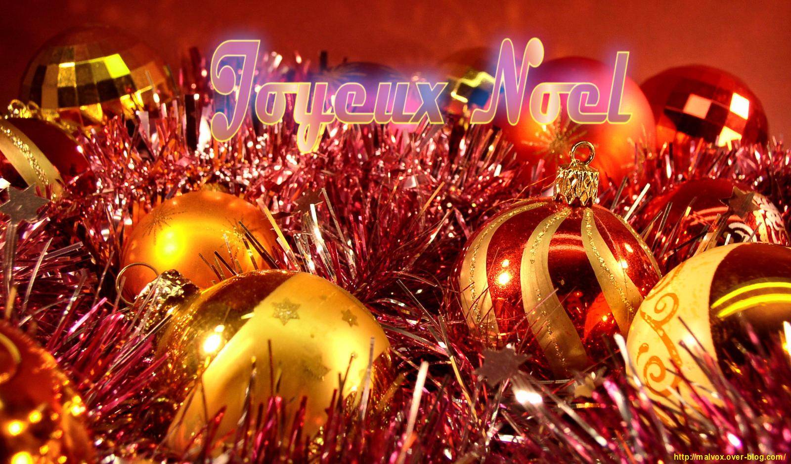 Joyeux noel girlandes boules by malvox on deviantart - Guirlande joyeux noel ...