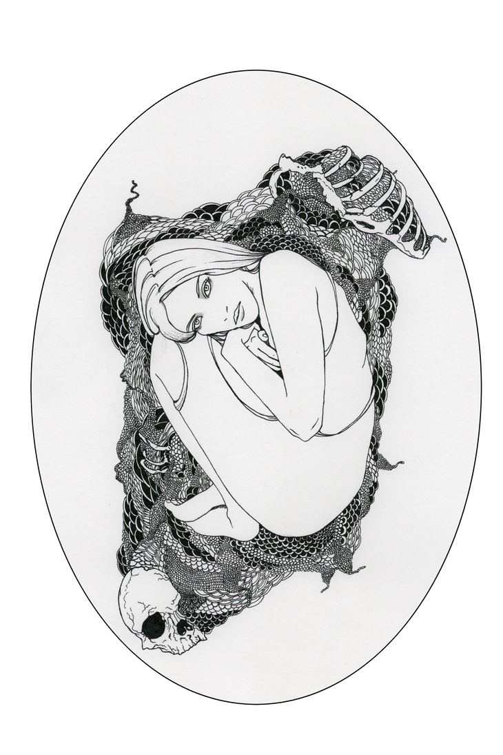 .:. Embryo .:. by Lady-Oolong