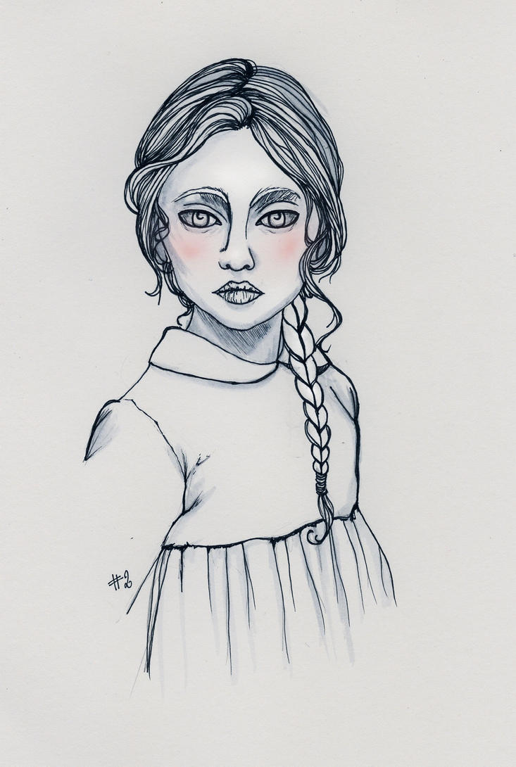 .:. Cold Child .:. by Lady-Oolong