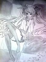 Draw is Mine.... by switchdraw