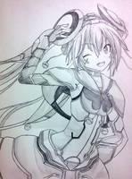 Fo-NewEarl Miku (Project Diva f) by switchdraw