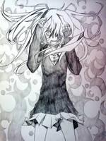 Rolling Girl Miku (Switchdraw Sketch) by switchdraw