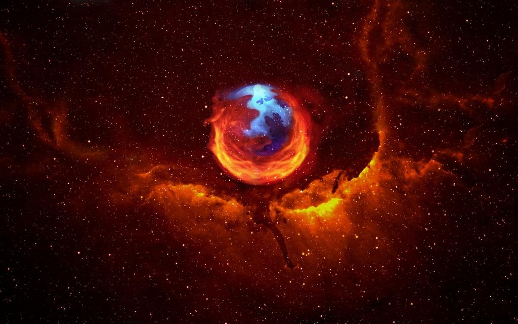 Mozilla Firefox Desktop1 by tahaerakay