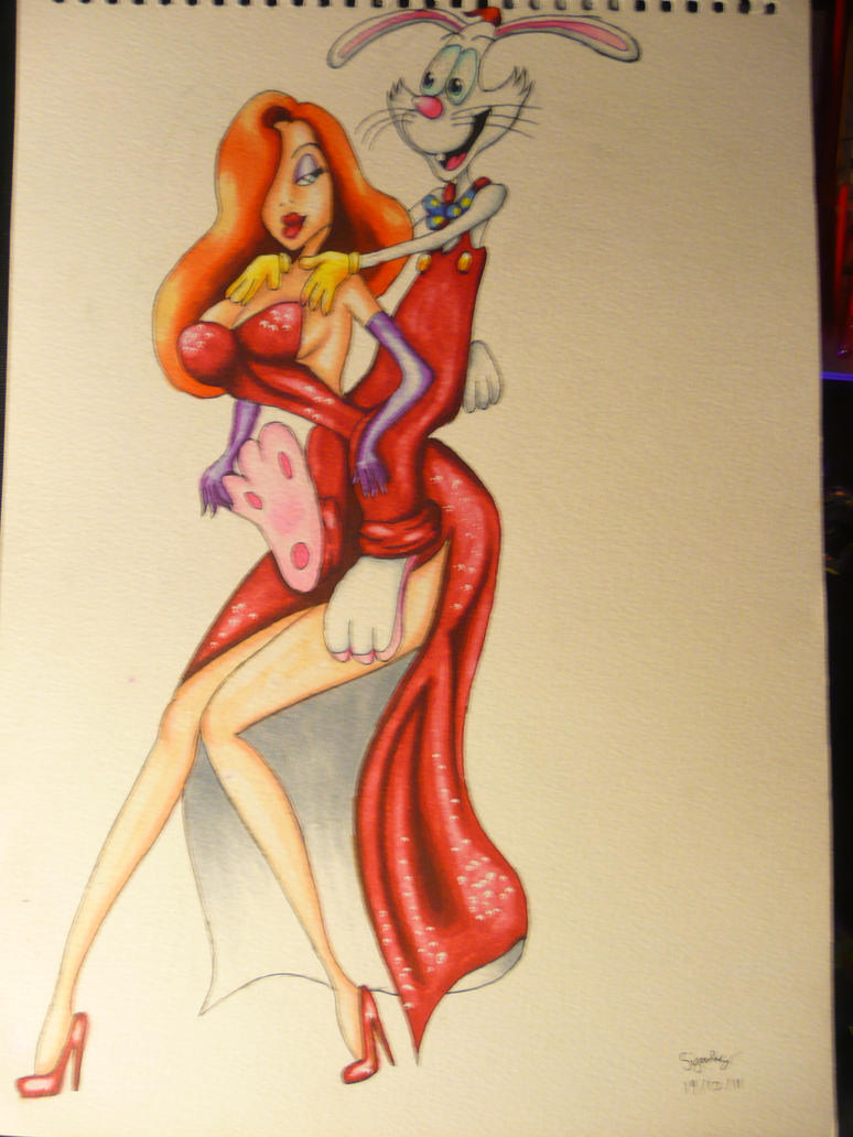 Roger Rabbit Jessica