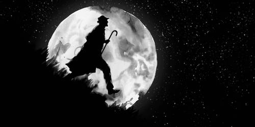 O velho e a lua 5