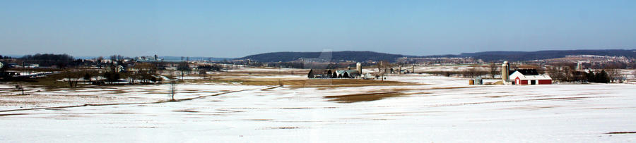 Pennsylvania Landscape by peeka85