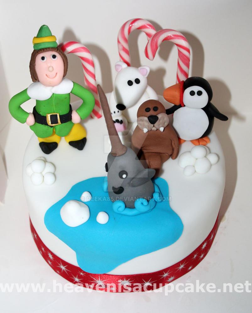 Elf Cake by peeka85