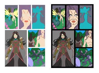 Nev3pg8 by ComicFlatter