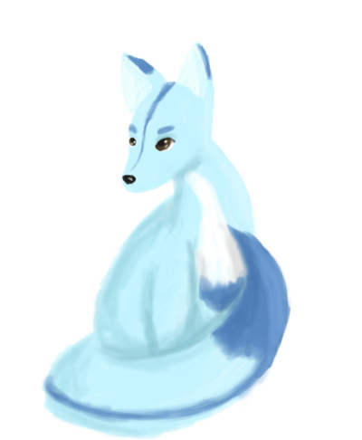 Freeze's last design. RIP freeze by freezekitteh