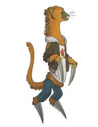 Kamaitachi by Kory Bing by Cranky-Cat
