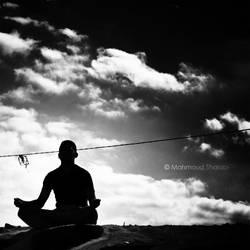 Meditation by poprage