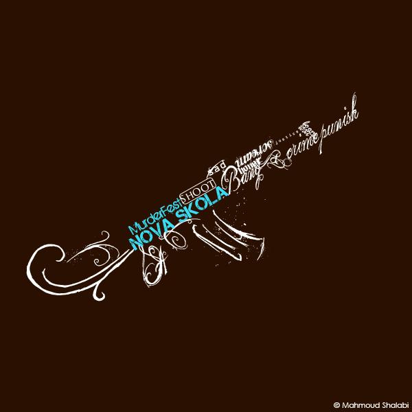Murder AK style by poprage