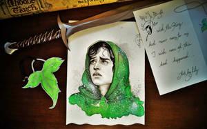 Frodo Baggins card