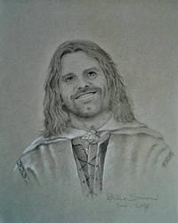 Aragorn King of Gondor