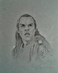 Elrond  The Last Alliance