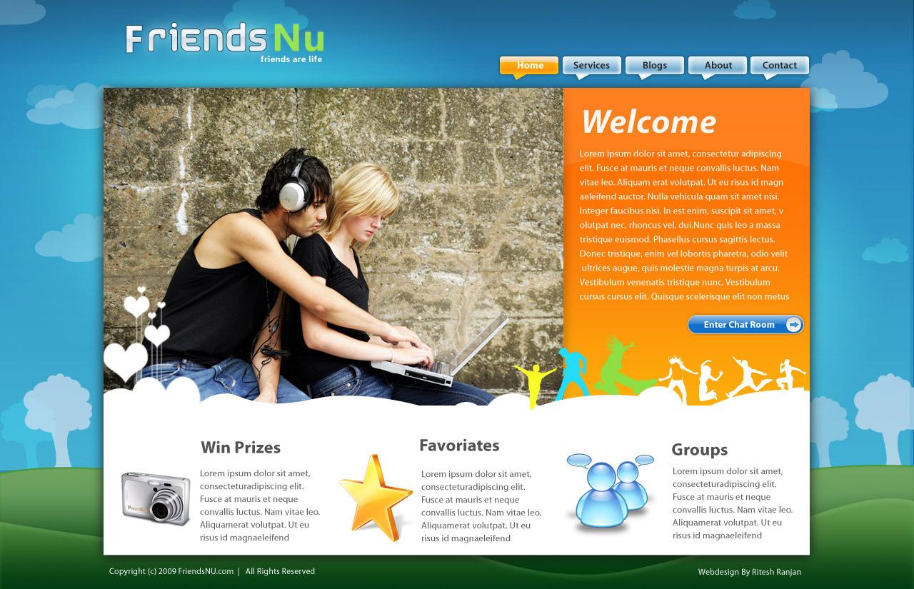 FriendsNu
