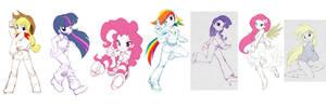 Pony gang : Update