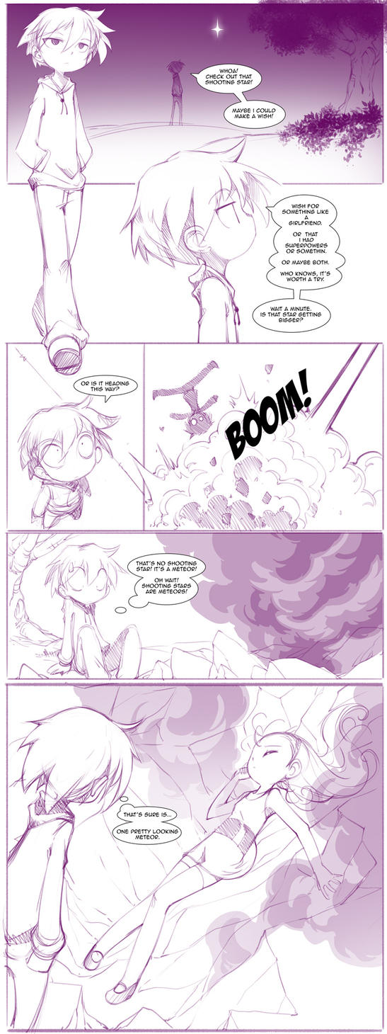 SPE : first encounter by jorama