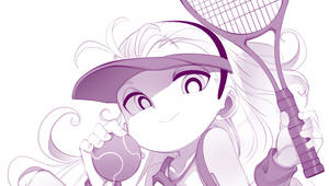 Tennis Day with Bell