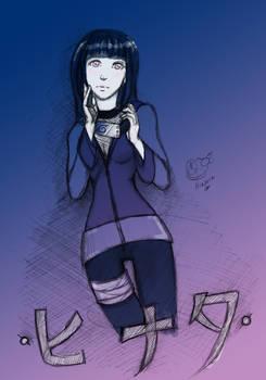 Hinata Sketch Req