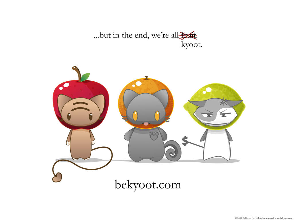 All Fruit Wallpaper by lafhaha