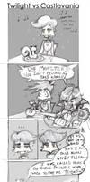 Twilight vs Castlevania