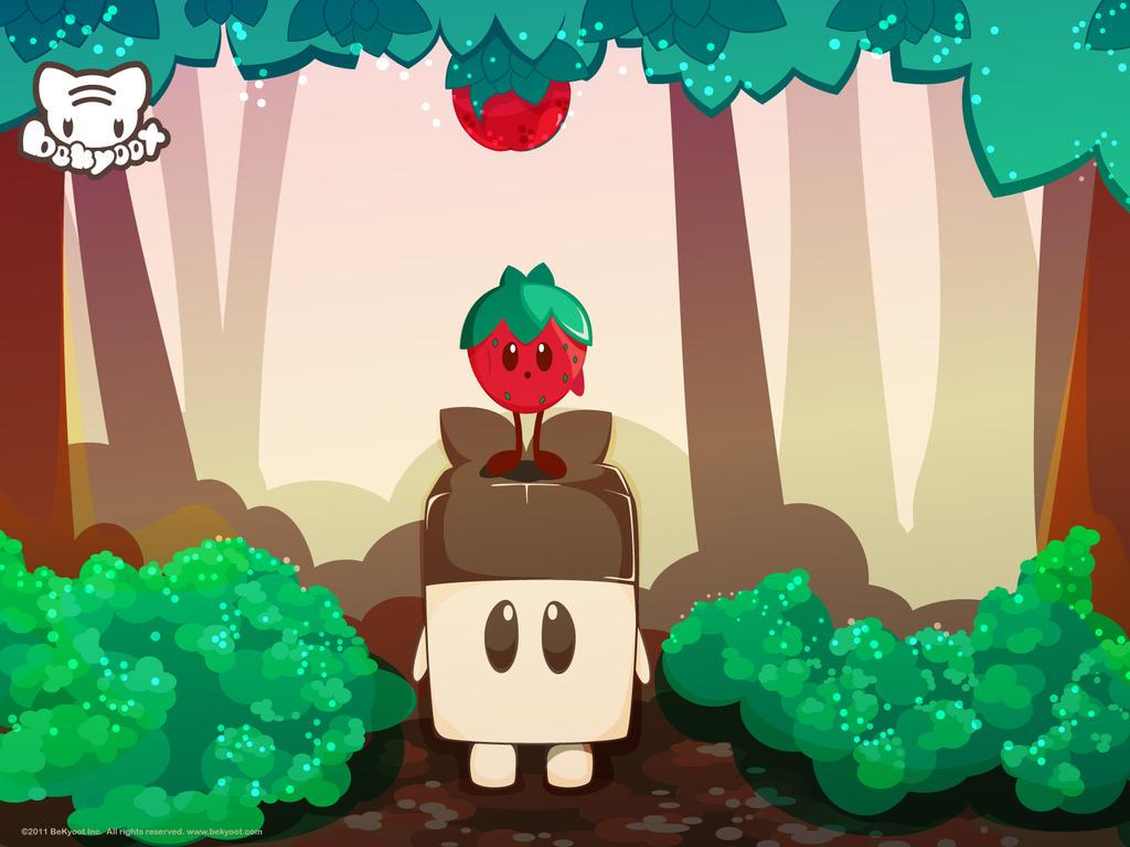 Apple Pickin' by lafhaha