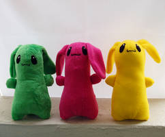 Jelly Bunny Front