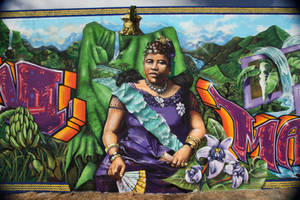 WaterWrites Hawaiian QueenLiliokalani Estria by estria