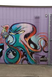1HR Octopus by estria