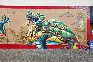 4 Guardians Tortoise by estria