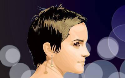 just Emma Watson
