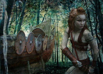 pathfinder by MarahScott