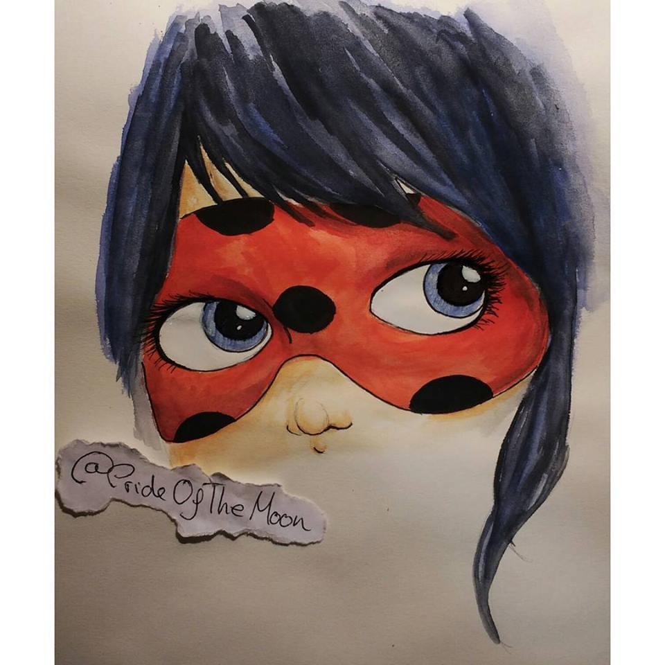 Miraculous Ladybug by Allteriel