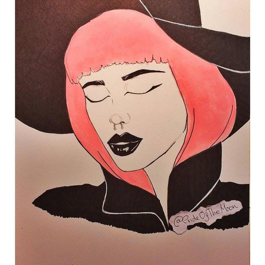 Sweet witch by Allteriel