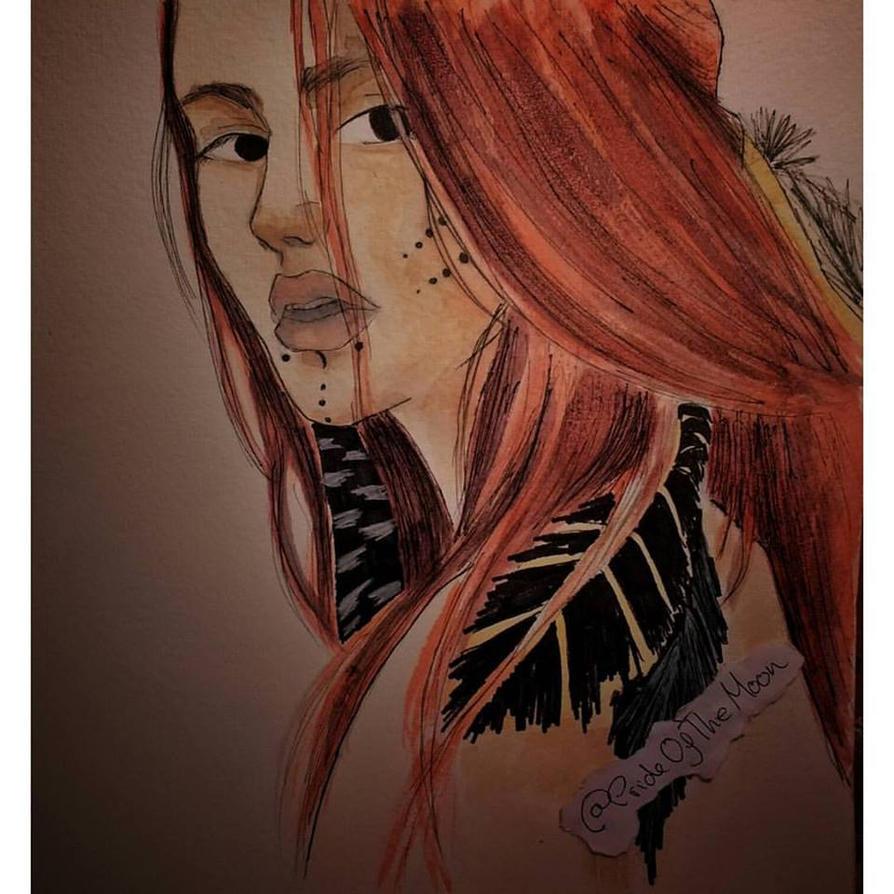 Celtic archer by Allteriel