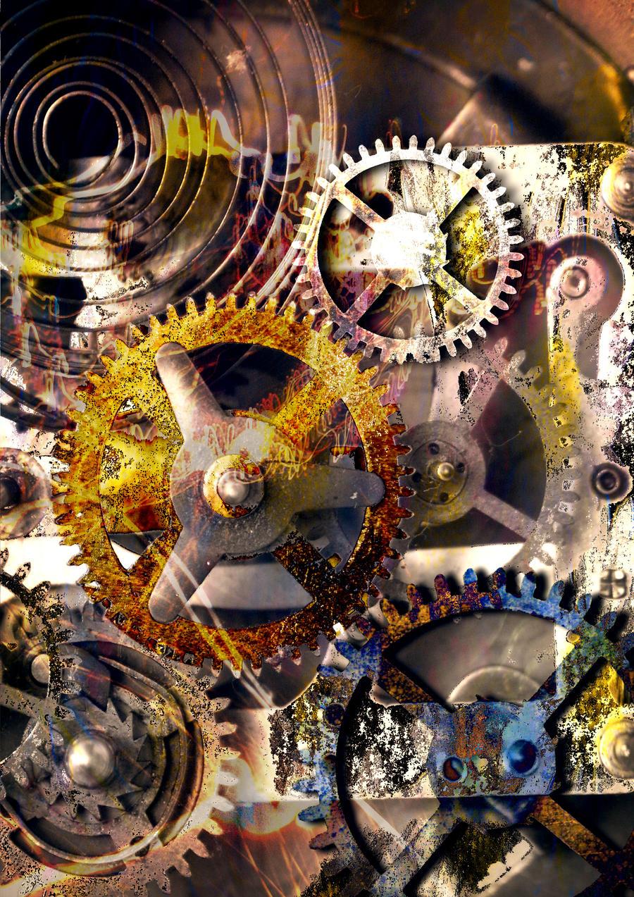 collage machine