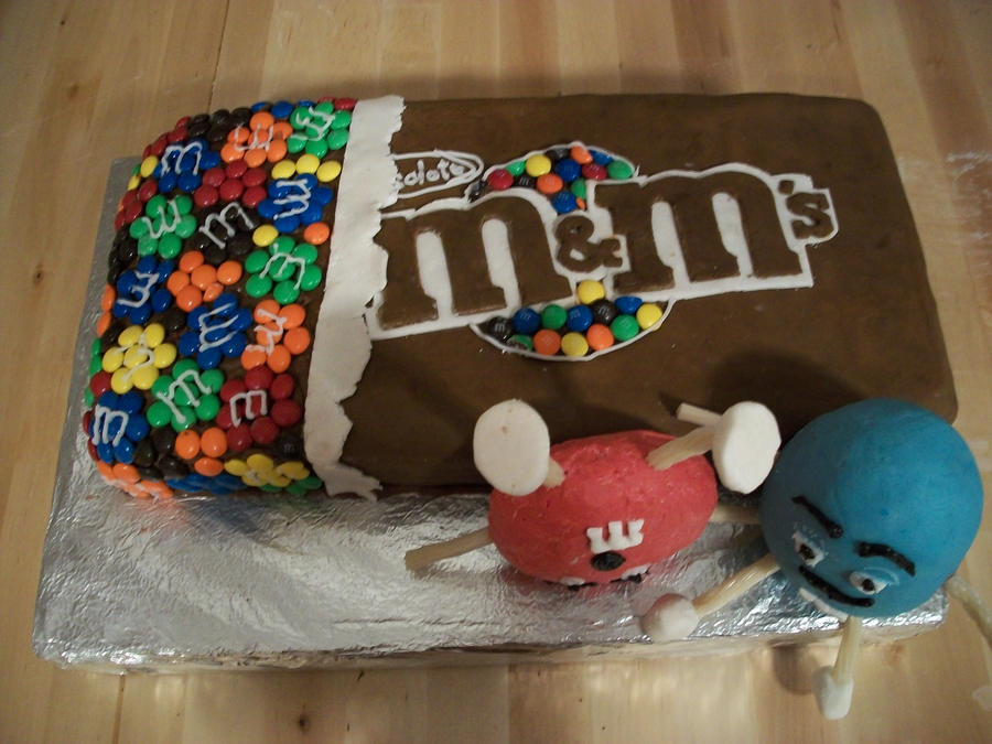 M and M Birthday by Evellynn on DeviantArt