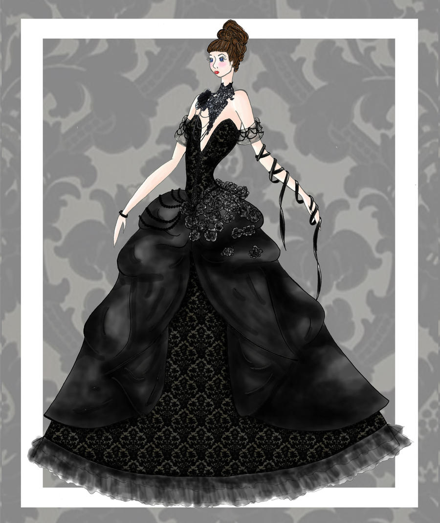 Gown by Evellynn