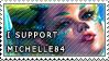 Michelle84 Stamp by MartaValentin