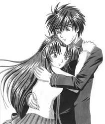 Don't Leave Me Sousuke by DarkIngram