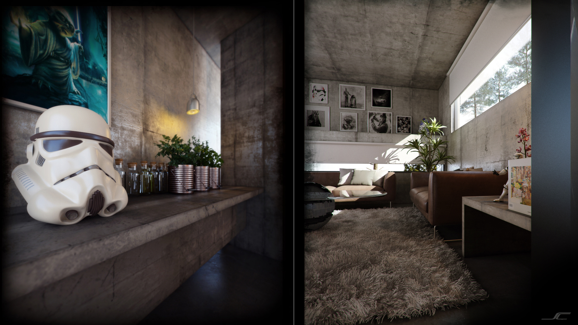 JD House by xsekox