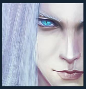 Sephiroth by MaitsoKane