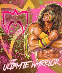 Ultimate Warrior by stetsontalon