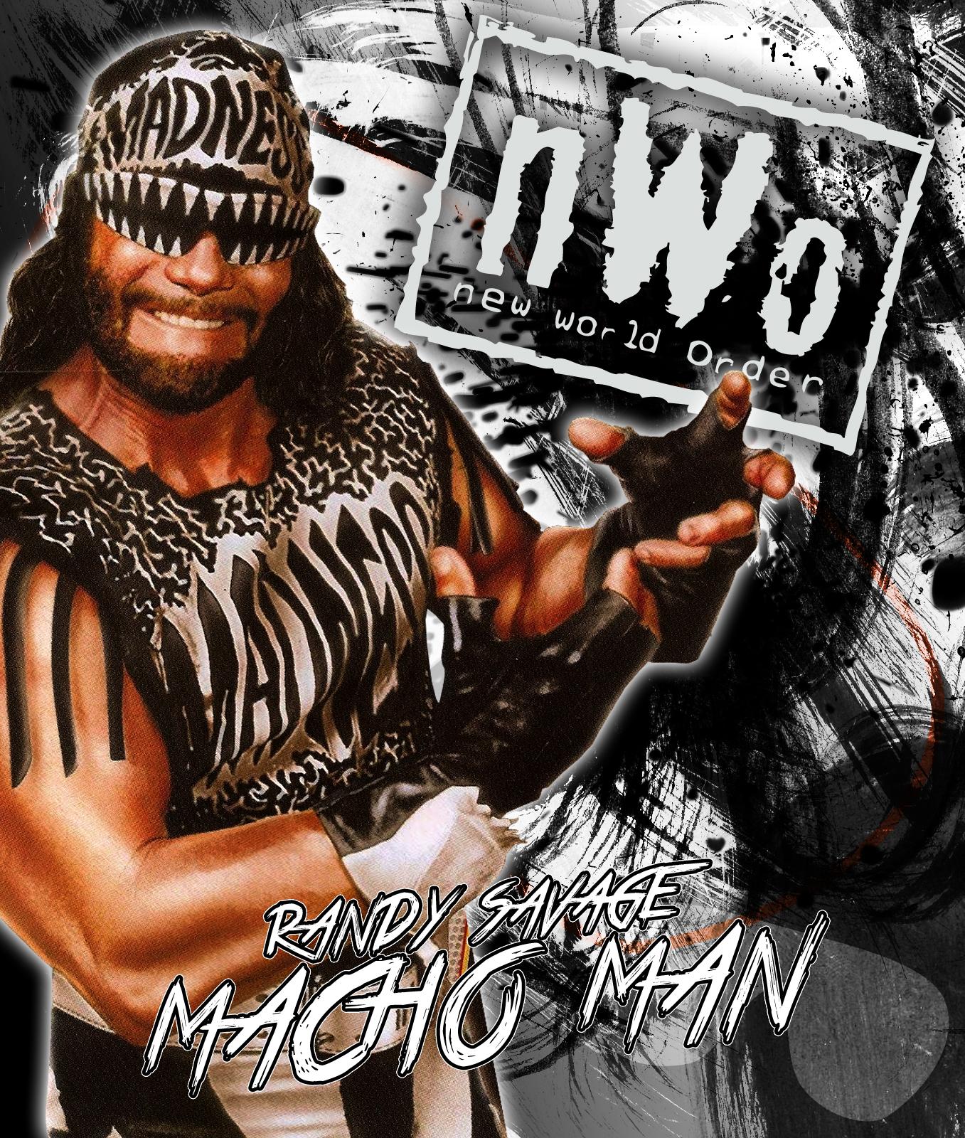 Macho Man V2 NWo By Stetsontalon